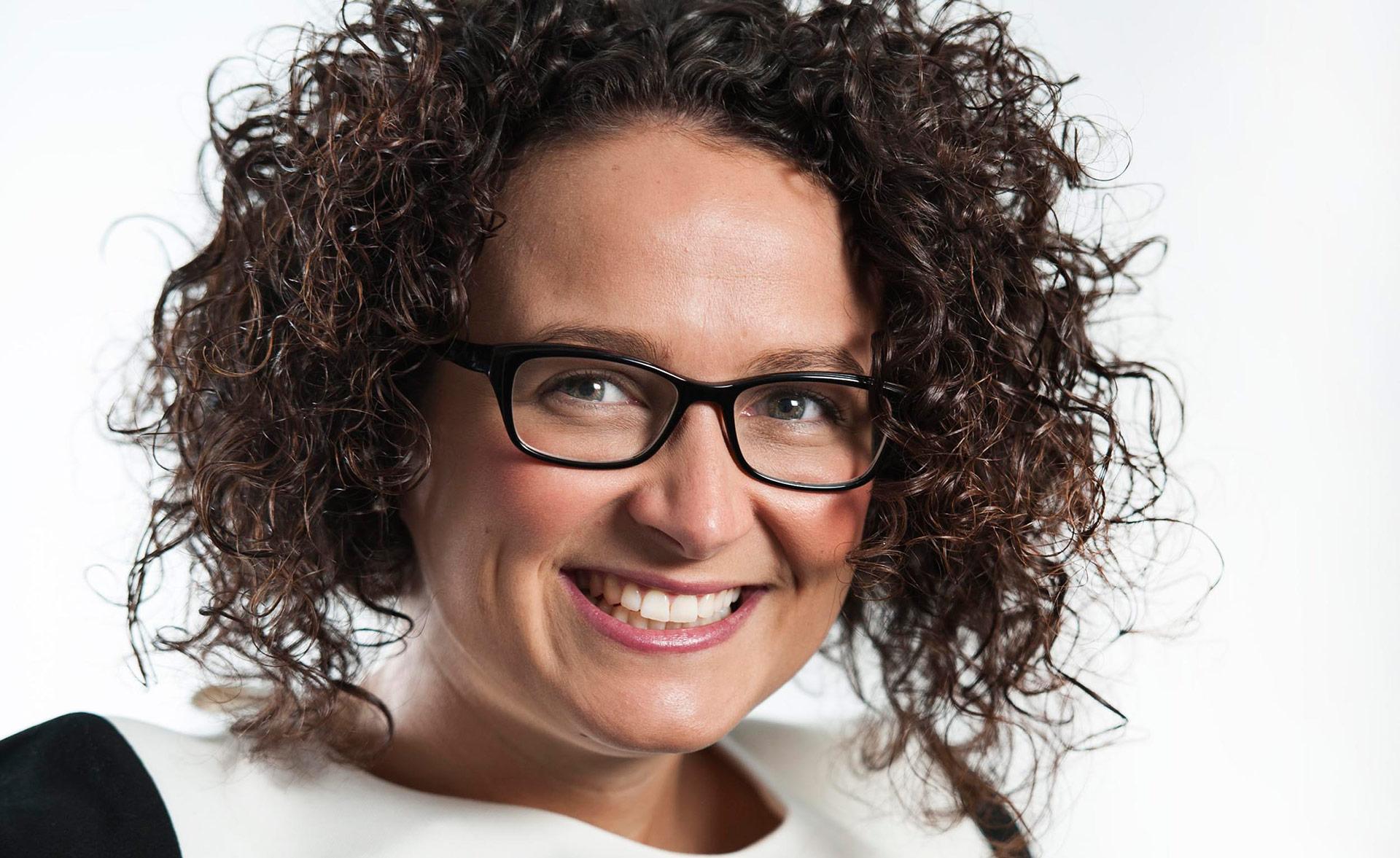 A woman's professional business portrait