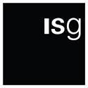 Logo of ISG current customer of Manchester Photographer Corporate construction photography Leeds, Liverpool, Sheffield, Birmingham UK