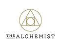 Logo of The Alchemist cocktail bar photography Manchester Photographer Media City UK Corporate commercial fast photography