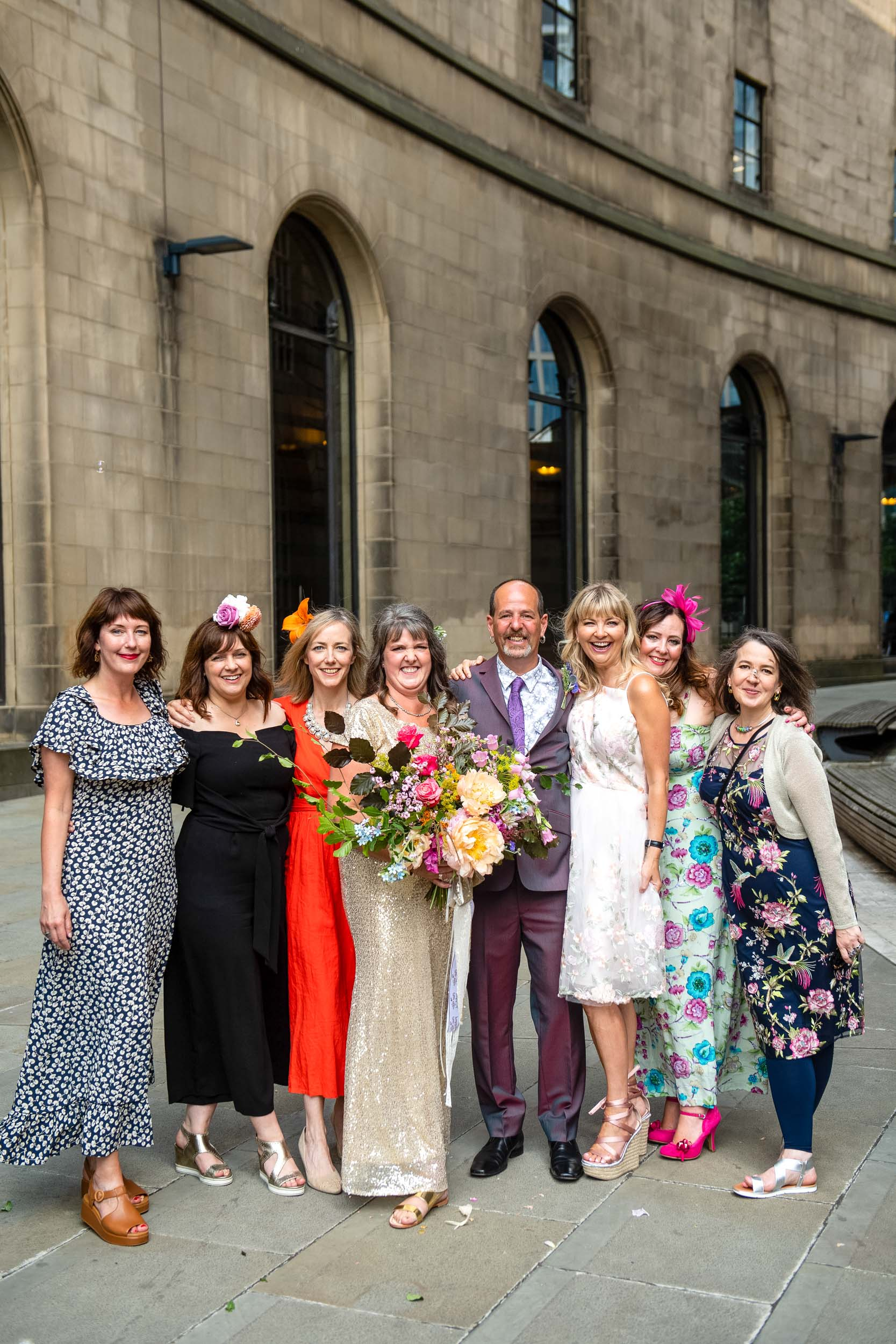 Wedding Photography at Manchester Brewing Company Manchester Photographer