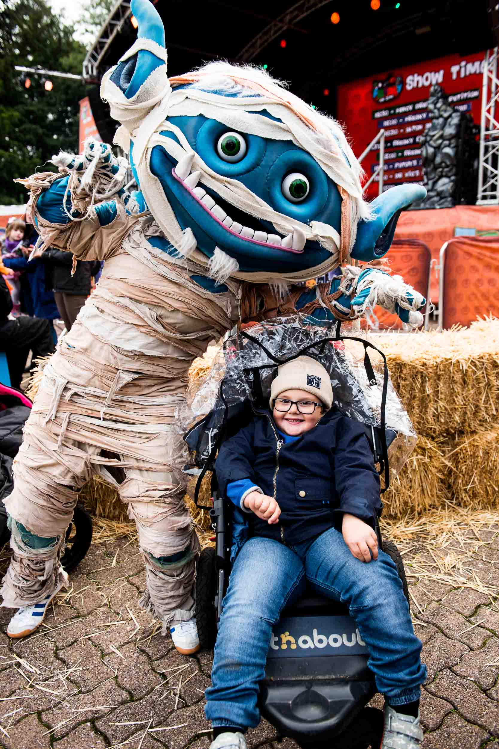 Alton Towers Scarefest CBeebies photography Manchester Photographer