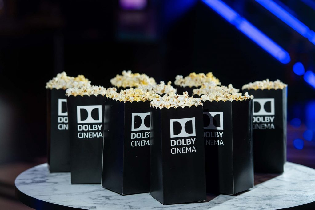 Dolby Cinema at Odeon Luxe Birmingham UK Cinema photography by Manchester Photographer